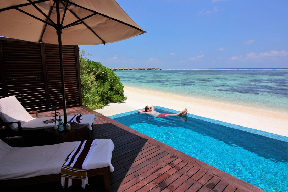 The Residence Maldives Beach Villa