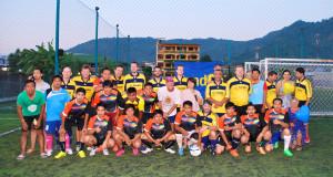 Gruppenfoto Condor und Phuket