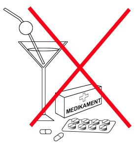 1. Alkohol & Medikamente