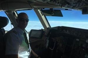 Pilot Clemens Seyfried