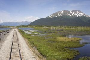 Natur satt: Alaska