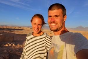 Sabine und Andy