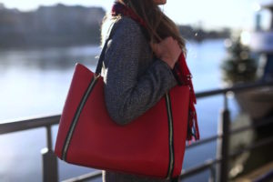 Reise-Outfit Tasche