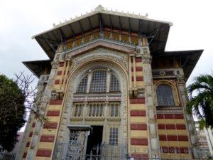 Bibliothek Fort de France
