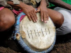 Trommel Tambour Bele