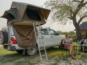 Rundu Campingplatz