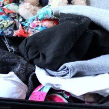 Anleitung zum richtigen Kofferpacken