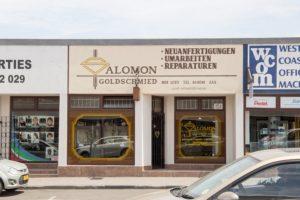 Geschäfte in Swakopmund