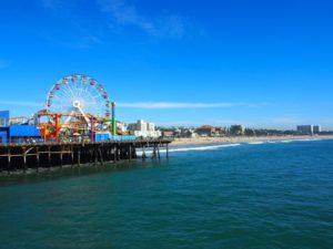 LA Beach Pier