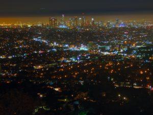 LA bei Nacht