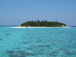 Malediven_Insel