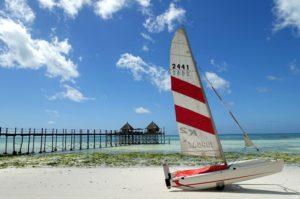jambiani-segelboot