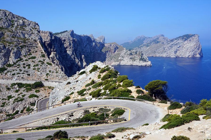 Mallorca, #BikeMallorca, Cap Formentor