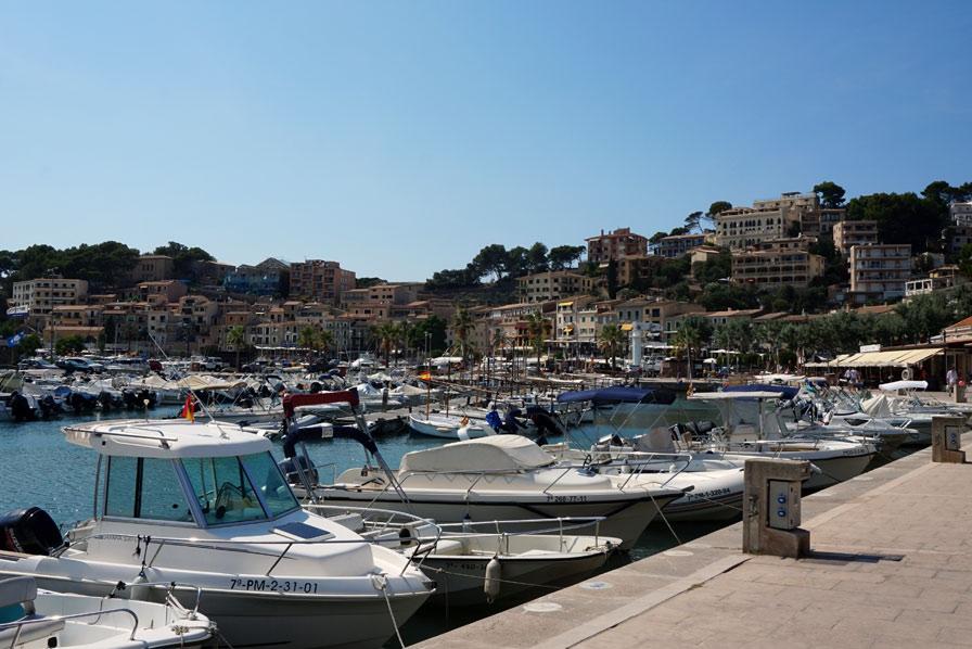 Mallorca, Port de Soller, #BikeMallorca