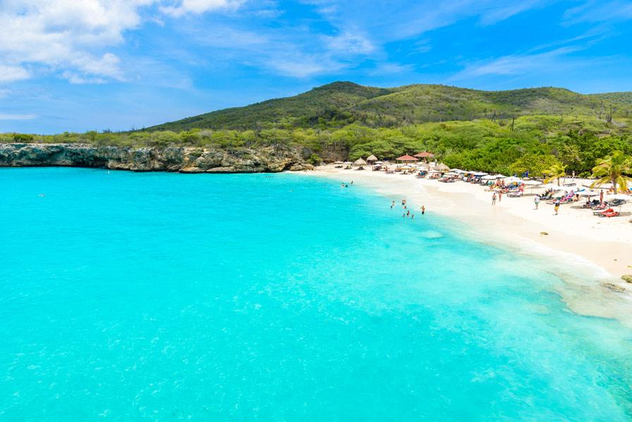 Strand, Curacao, Condor Ziel