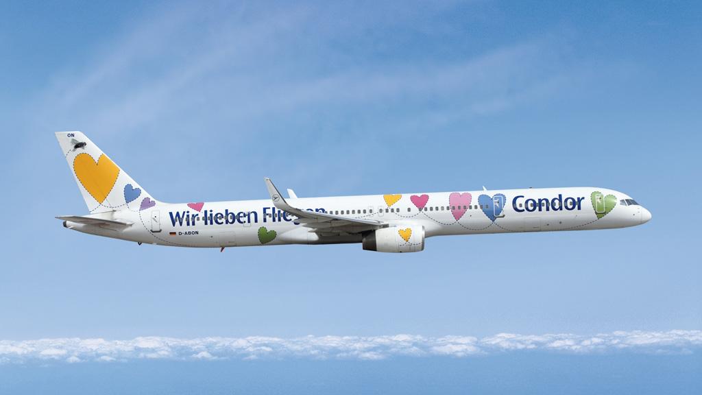 Condor, Boeing 757-300, Willi
