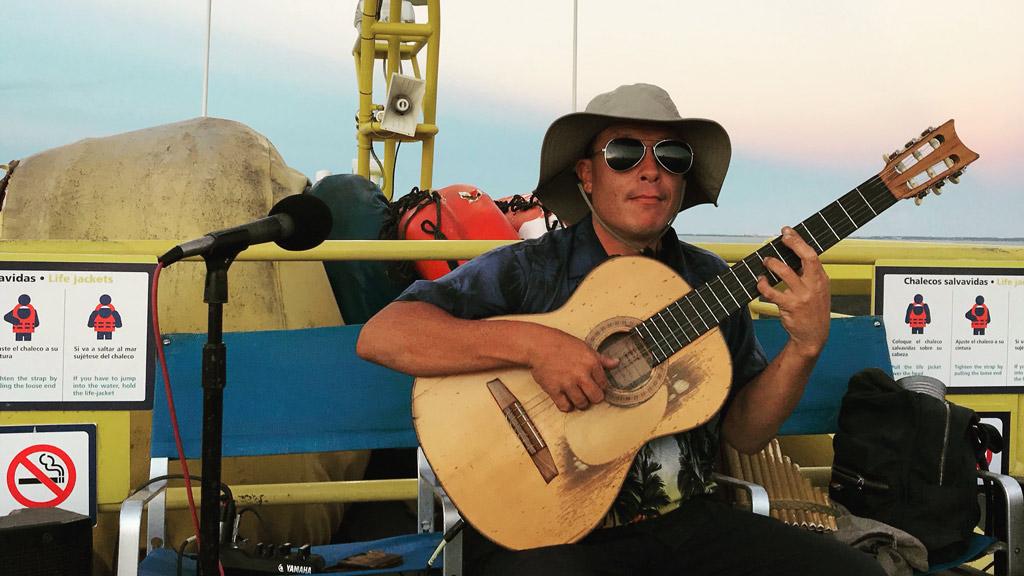 Isla Mujeres, Mexiko, Fähre