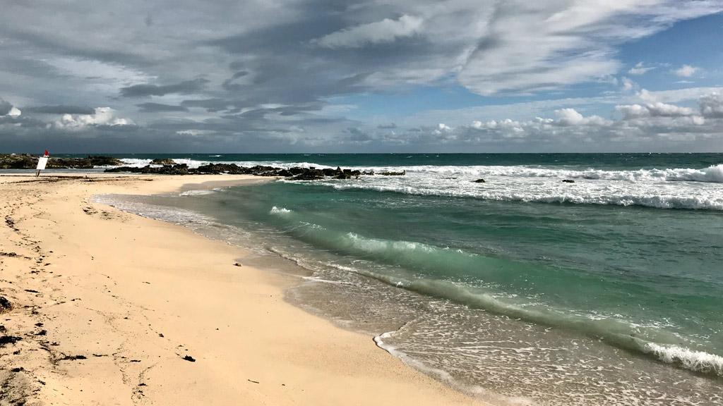 Isla Mujeres, Strand