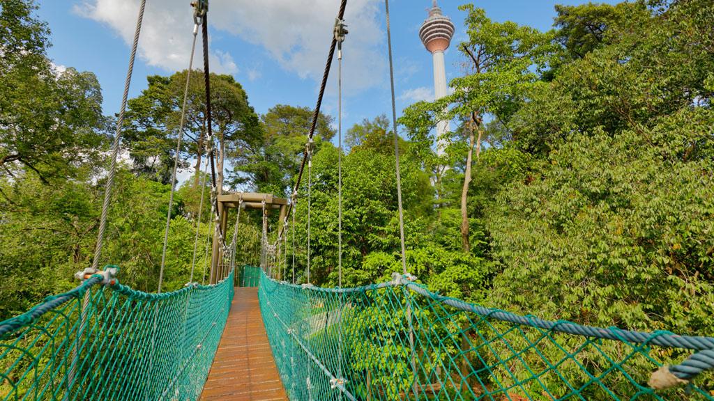 Kuala Lumpur, Forest Eco Park