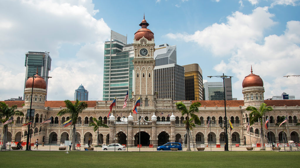 Merdaka Square, Kuala Lumpur
