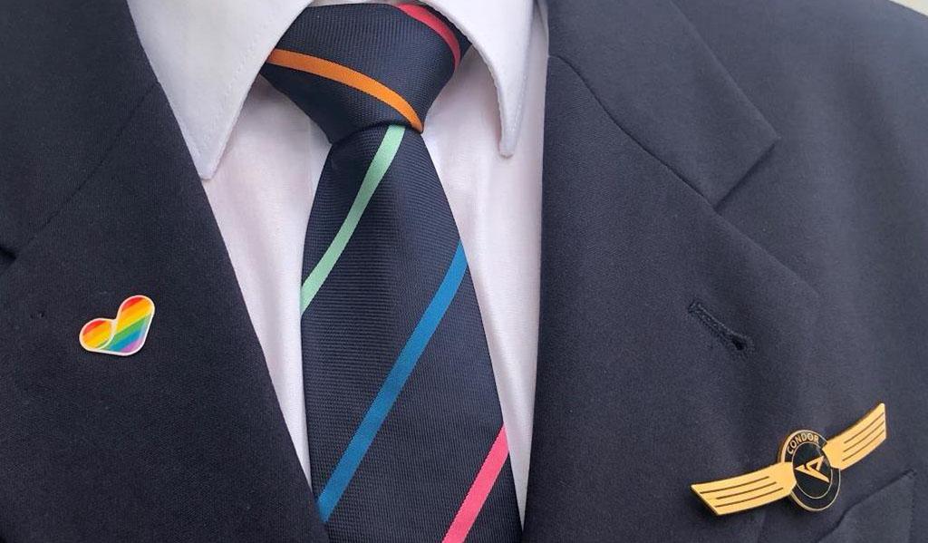 Pride Accessoires, Condor, Flugbegleiter