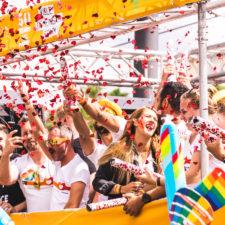 HAPPY PRIDE – Condor beim CSD in Köln, Frankfurt und Berlin
