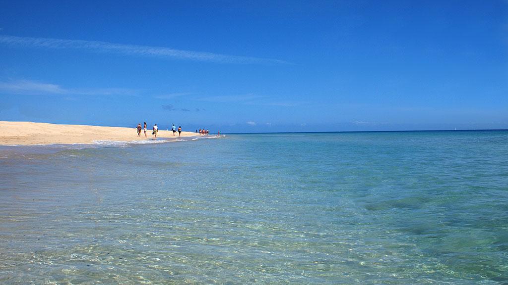 Strand von Maspalomas auf Gran Canaria