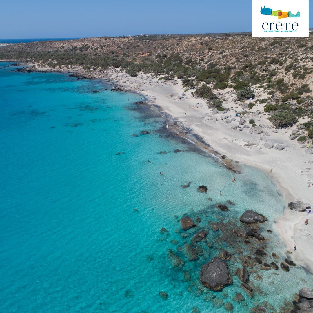 Kedrodassos Strand auf Kreta