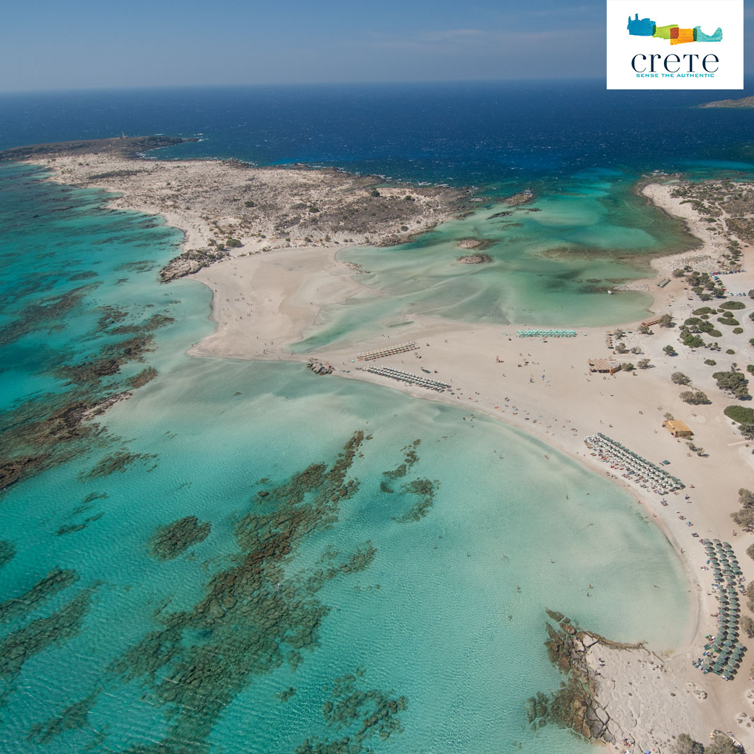 Kissamos und Elafonissi Strand Kreta