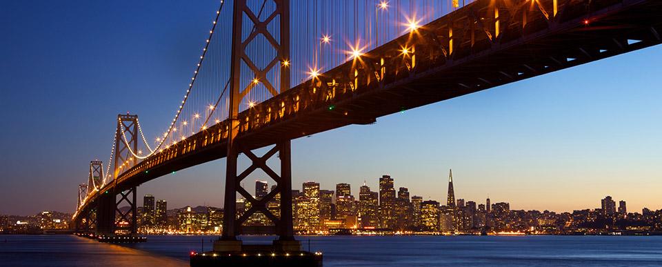 Buchen Sie billige Flüge nach San Francisco - Condor