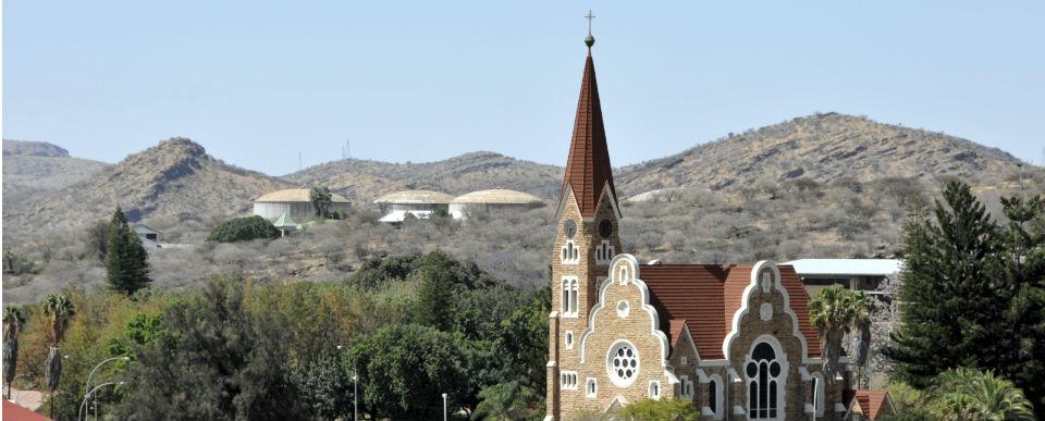 Buchen Sie Billige Fl 252 Ge Nach Windhoek Condor