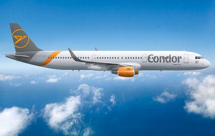 Airbus A321-200 - Condor