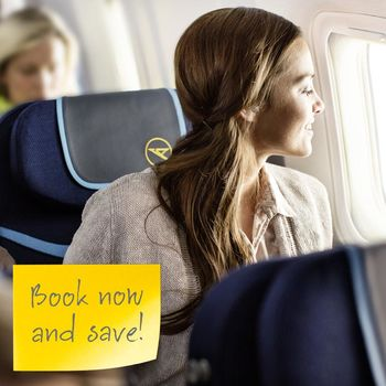 Book now and save in Premium Class