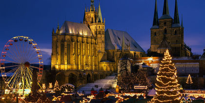Christmas Town In Germany.Germany S Christmas Markets Condor